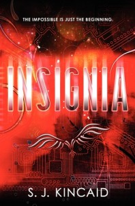 Insignia Cover by SJ kincaid